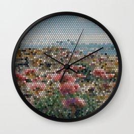 Cliffside Wall Clock