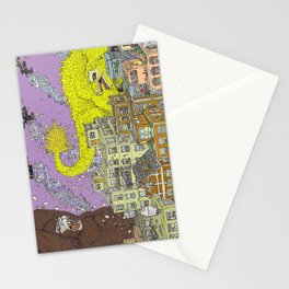 King Kong Color Stationery Cards