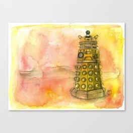 Beautiful Extermination Canvas Print