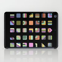 grid iPad Cases featuring Grid by Bram Myers