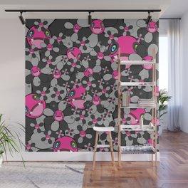 HW Flower Wall Mural