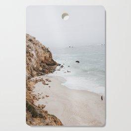 malibu coast / california Cutting Board
