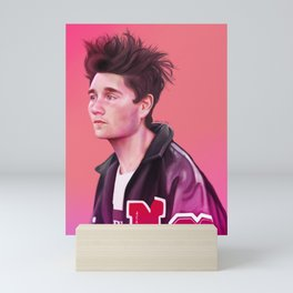 Dan Smith - Flaws Mini Art Print