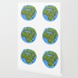 Data Earth Wallpaper