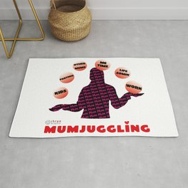 Mumjuggling Rug