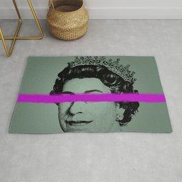 Queen Elizabeth Rug