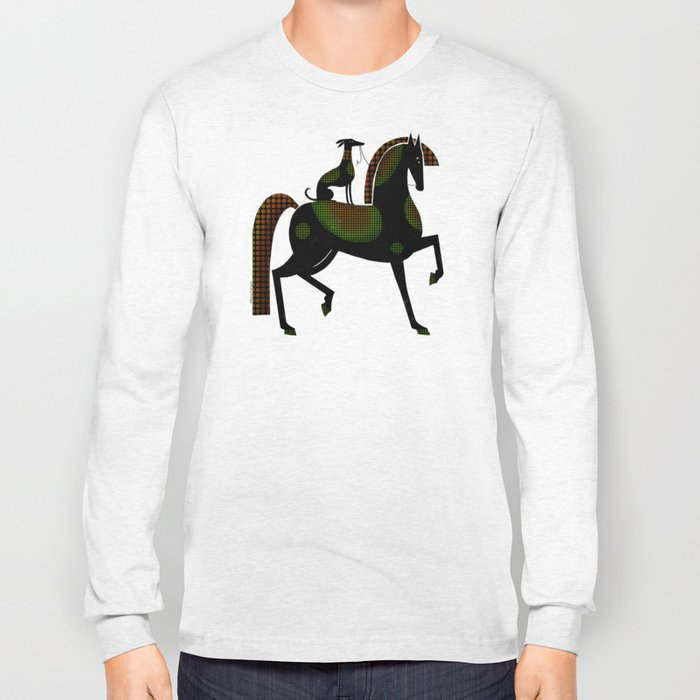 DOG REIGN Long Sleeve T-shirt