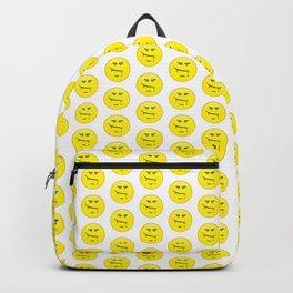 Vampire emoji Backpack