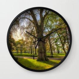 Green Park London Wall Clock
