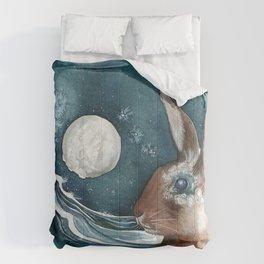 Barnacle Bunny Comforters