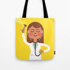 Dr. Doctor Tote Bag