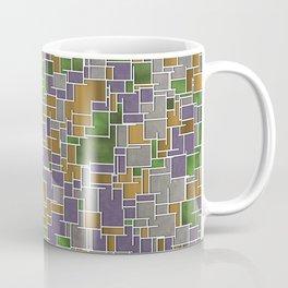 Spatio-temporal juxtaposition Coffee Mug