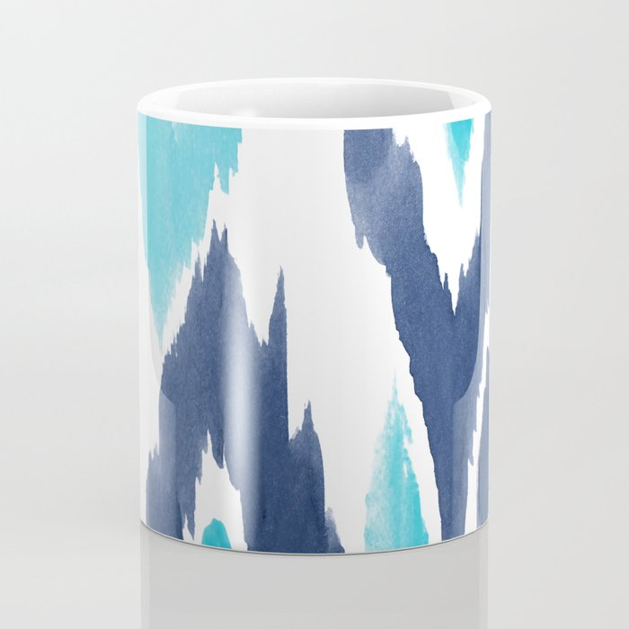 Malibu Ikat Coffee Mug