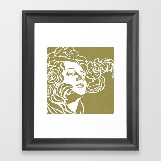 Sacred Spring Framed Art Print