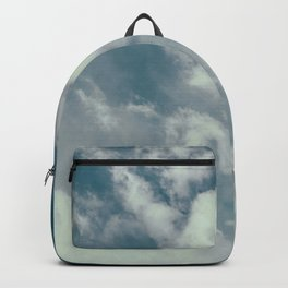 Soft Dreamy Cloudy Sky Backpack
