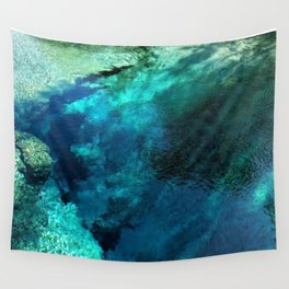Blue Springs Wall Tapestry