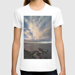 Irish clouds landscape T-shirt