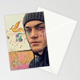 Ocean Eyes Stationery Cards
