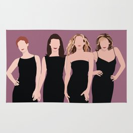 Sex and the City Girls Rug