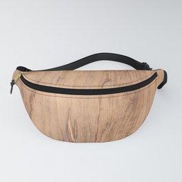 Wood Surface Fanny Pack
