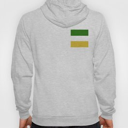 TEAM COLORS 8.....Green , gold and white Hoody