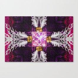 Embrace Pink Canvas Print