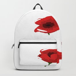 Poppies! Backpack
