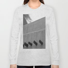 Shapes of Adobe Architecture Long Sleeve T-shirt