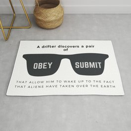 They Live Rug