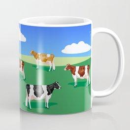 Dairy Breeds // Hillside Coffee Mug