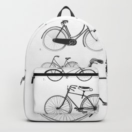 Collections - Bicyclettes Backpack