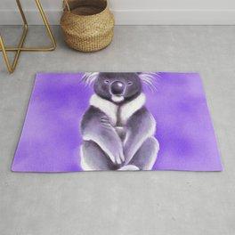 Cool Buddha Koala Rug