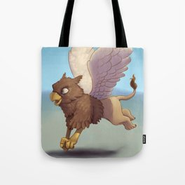 Monster of the Week: Gryphon Tote Bag