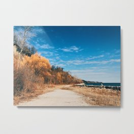 On this day last year it was summer Metal Print