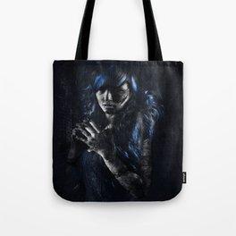 Halloween Nightmare Film Tote Bag