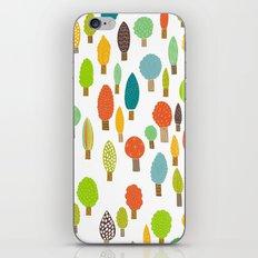 Wood U Colorful iPhone & iPod Skin