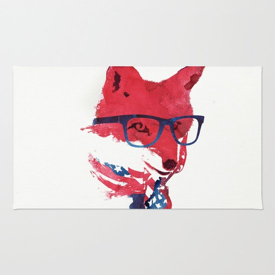 American Fox Rug
