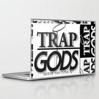 gucci Laptop & iPad Skins featuring trap gods... by kemistree