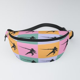 Pirate Life Vintage Fanny Pack