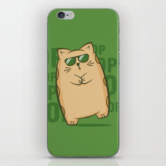 Gangnam Kitty iPhone & iPod Skin