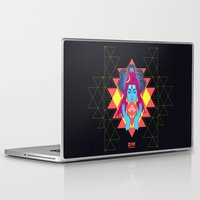 om Laptop & iPad Skins featuring Om by RJ Artworks
