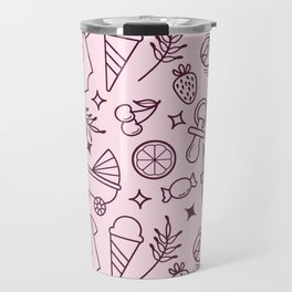 Pacify Me Pink Travel Mug