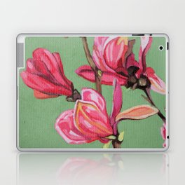 Magnolia II Laptop & iPad Skin