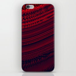 we almost go insane iPhone Skin