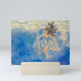 Elemental Water Mini Art Print