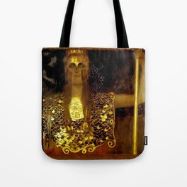 """Pallas Athena"", Gustav Klimt Tote Bag"