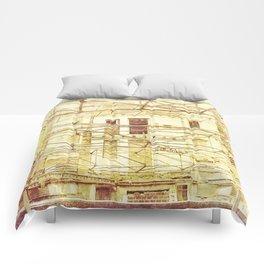 Under Conctruction Comforters