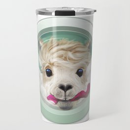 The Cleanest Lama Travel Mug