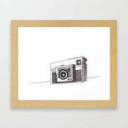 Instamatic X35 Framed Art Print