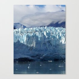 Glacier Canvas Print